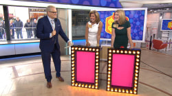 Come on down! Hoda, Jenna play Showcase Showdown with Drew Carey