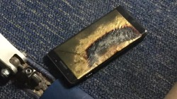 Samsung Galaxy Note7 fears spark airlines to add fire-containment bags onboard