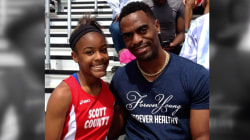 Trinity Gay, daughter of Olympic sprinter, shot and killed