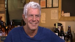 Anthony Bourdain: How he went from eating French fries to world-renowned chef