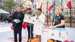 Giant Freebie Friday map game sends contestants on big trips — now you can win!