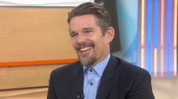 Ethan Hawke: Why I wanted to bring back the Western with 'In a Valley of Violence'