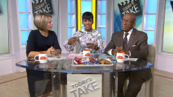 Tamron Hall gets flak for live-tweeting 'The Walking Dead'