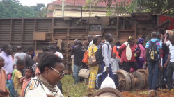 Train Goes Off Tracks in Cameroon, Killing More Than 70 People