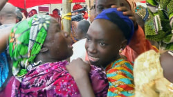 #BringBackOurGirls: 21 Girls Reunited with their Parents