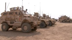 Here's Where American Boots Are Treading on Iraqi Soil