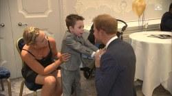 Prince Harry Meets Inspirational Children at WellChild Awards