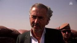 Bernard-Henri Lévy: ISIS Are 'Good Terrorists But Bad Fighters'