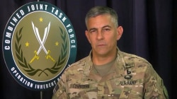 U.S. General Says All Mosul Combat Forces Will Be Iraqi