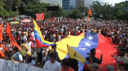 Thousands March in Anti-Maduro 'Takeover of Venezuela'