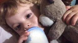 Boy with autism reunited with lost teddy bear thanks to kind strangers