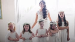 How a special education teacher included her students in her wedding