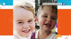 See adorable babies who look like Prince George, Ed Sheeran