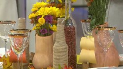 Last-minute tips for setting an elegant Thanksgiving table