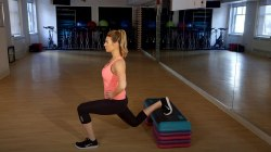 2 moves to tone your butt