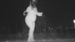 Werewolf and Other Weirdos Captured On Trail Cam
