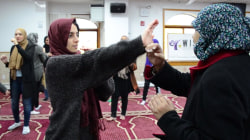 Threatened With Violence, Muslim Women Take Matters Into Their Own Hands