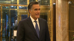 Romney has 'Wonderful' Evening With Trump