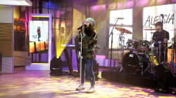 Watch Alessia Cara perform 'Scars to Your Beautiful' live on TODAY