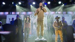 Watch Common's powerful 'Letter to the Free' performance live on TODAY