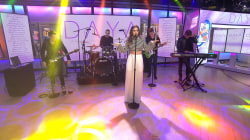 Watch Daya perform her latest single 'Words' live on TODAY
