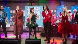 Band of Merrymakers performs 'Must Be Christmas' live on TODAY