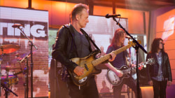 Watch Sting perform 'One Fine Day' live on TODAY