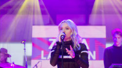 Zara Larsson performs 'Ain't My Fault' on TODAY