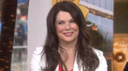Lauren Graham talks 'Gilmore Girls' last 4 words (and Alexis Bledel phones in)