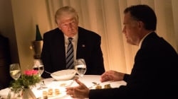 Donald Trump dines with Mitt Romney, makes 3 more cabinet picks
