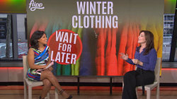 Should you buy winter clothes now or wait for a better deal? Savings expert weighs in