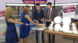 'Property Brothers' Drew and Jonathan Scott quiz KLG and Hoda about kitchen items