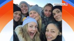 Drew Barrymore, Cameron Diaz, Nicole Richie go makeup free
