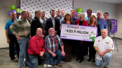 'Tennessee 20' Powerball winners: Hitting jackpot is like being 'in a dream'