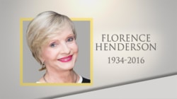 Life well lived: 'The Brady Bunch' actress Florence Henderson dies at 82