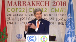 Kerry Sends Trump a Strong Climate Change Message