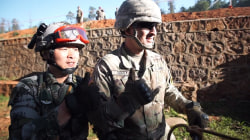China and U.S. Hold Joint Military Drills