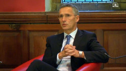 Stoltenberg: Trump 'Stated Clearly That He Supports NATO'