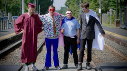 Meet four friends who have autism – and want you to laugh AT them