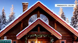 Zillow posts Santa's home at North Pole for $650,000 (but it's NOT for sale)