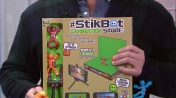 Zing Toys donates $150,000 worth of Stikbot Studio Pros to Toy Drive