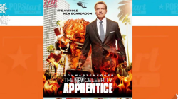 Arnold Schwarzenegger's new 'Celebrity Apprentice' poster looks like an action film