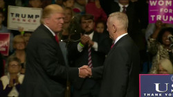 Trump Formally Announces Nomination of Mattis as Secretary of Defense