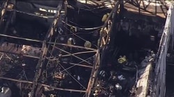 Oakland warehouse fire: Electricity eyed as cause as new images emerge