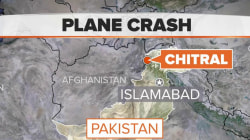 Pakistan International Airline plane crashes; about 47 people aboard
