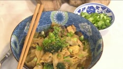 Chrissy Teigen shares her recipe for 'actual' drunken noodles