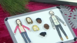 Jewelry boxes, paper doll portraits: Personalized gifts for the women in your life