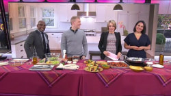 $20 cooking challenge: Experts Justin Chapple and Alejandra Ramos square off