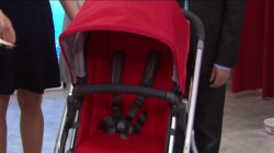 UPPABaby donates strollers to TODAY Toy Drive