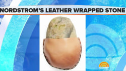 Hot rock: Nordstrom's $85 leather-wrapped rock has sold out